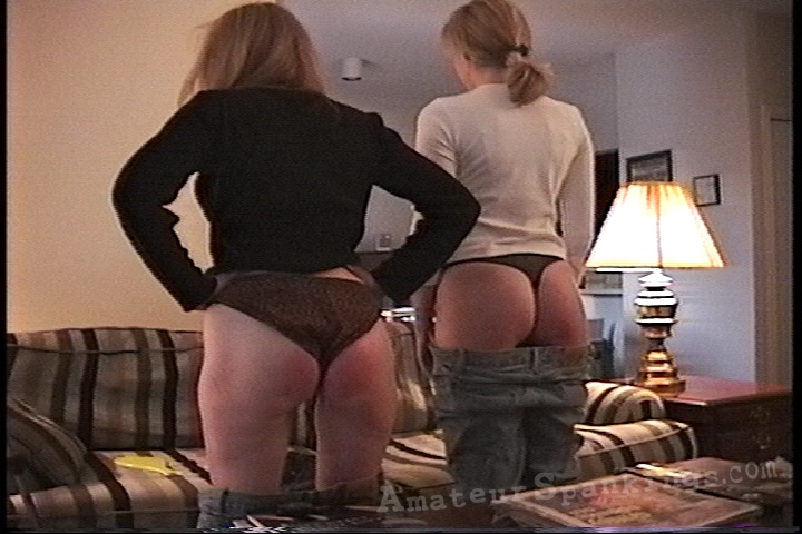 Mature moms spank still
